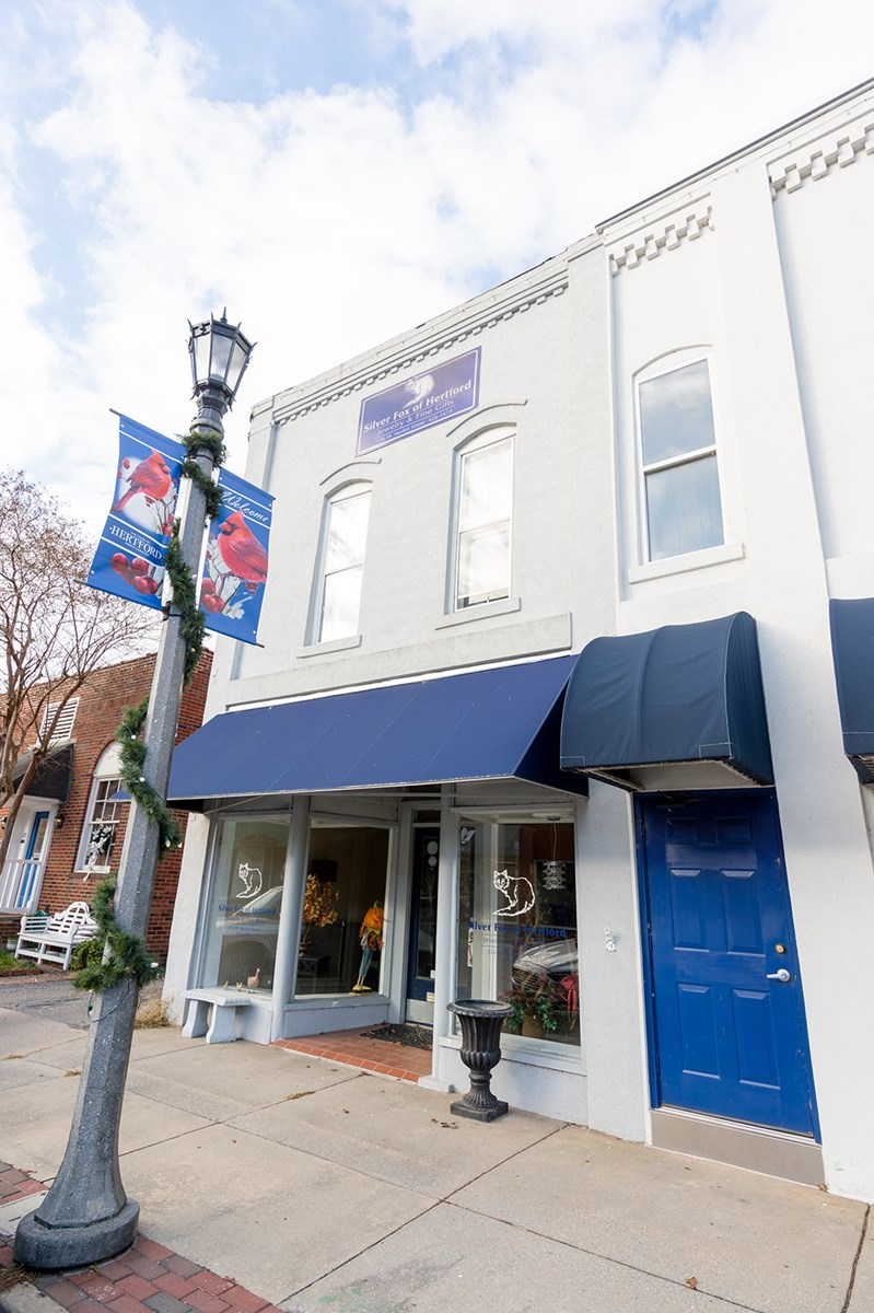 HERTFORD, NC COMMERCIAL BUILDING FOR SALE