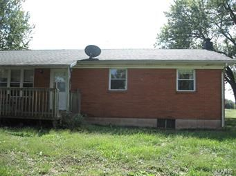 3-BR, 1-BA BRICK RANCH ON 3 ACRES