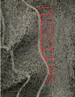 HUNTING LAND BORDERING NATIONAL FOREST NEW MEXICO FOR SALE