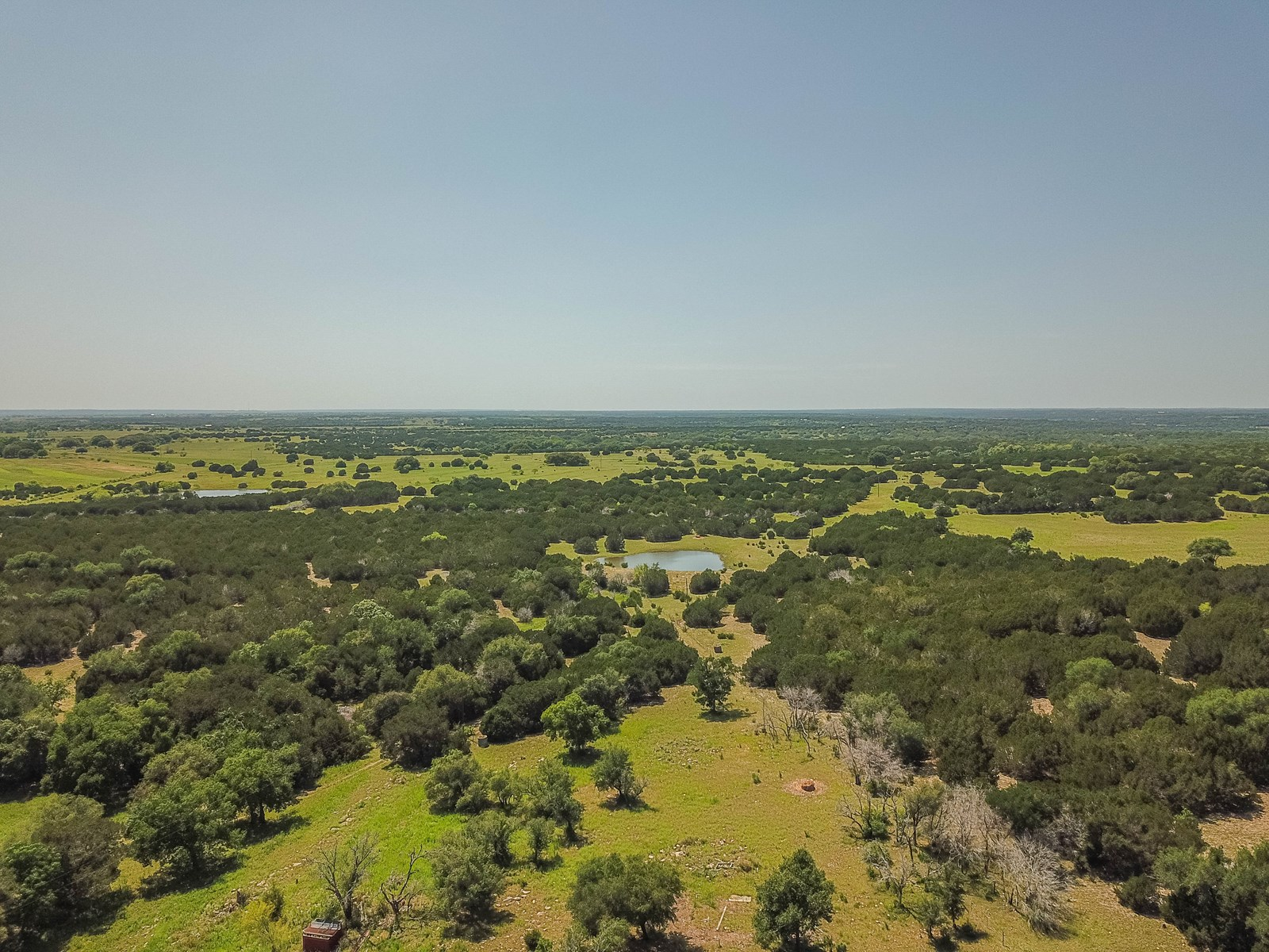 Ranch for Sale in Gatesville, Texas with Farmhouse and Shop