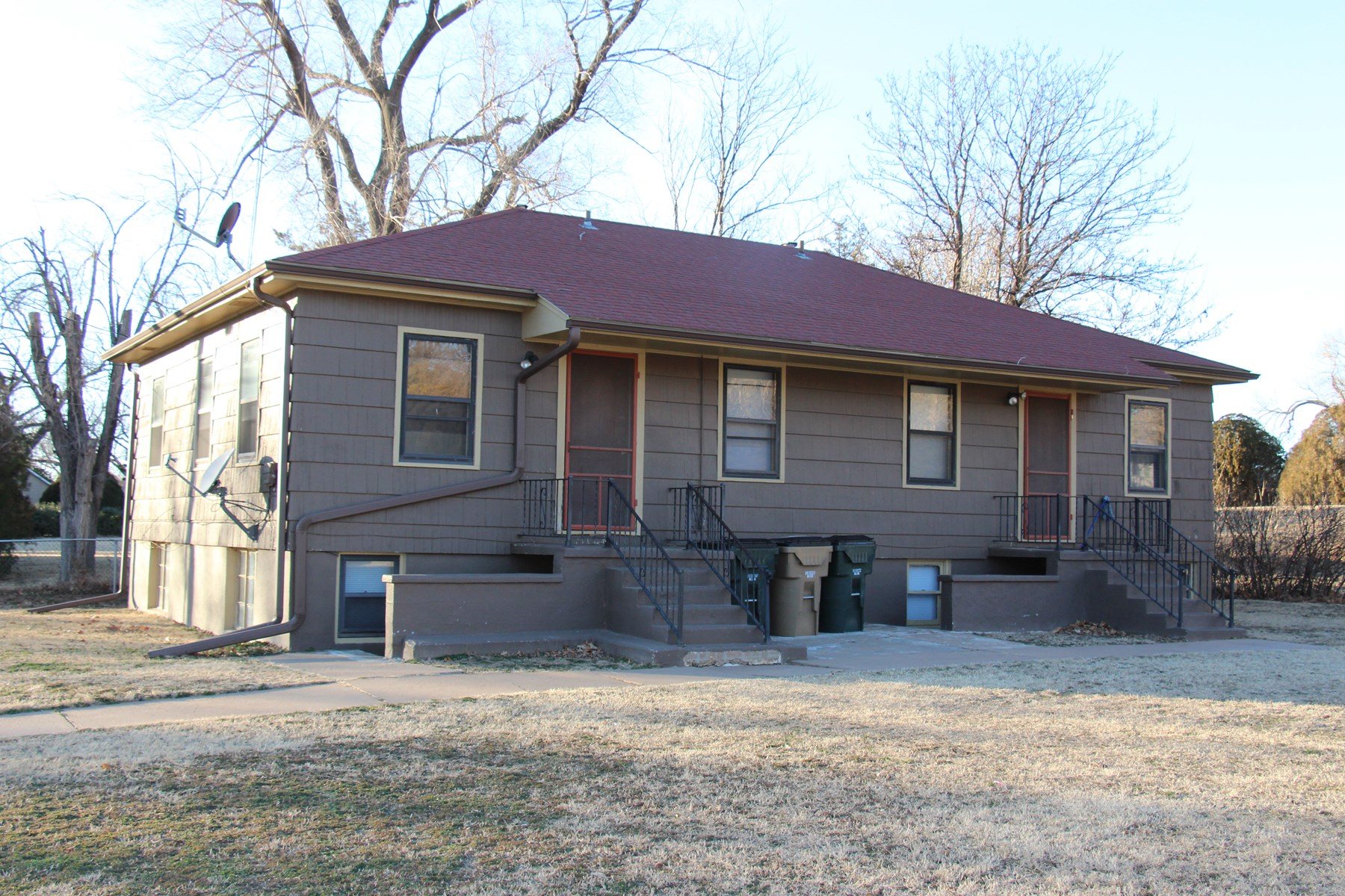 Income Property – Duplex For Sale - Medicine Lodge, Kansas