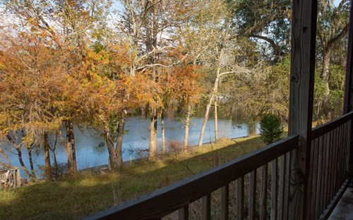 Campground on the Suwannee River in Florida For Sale