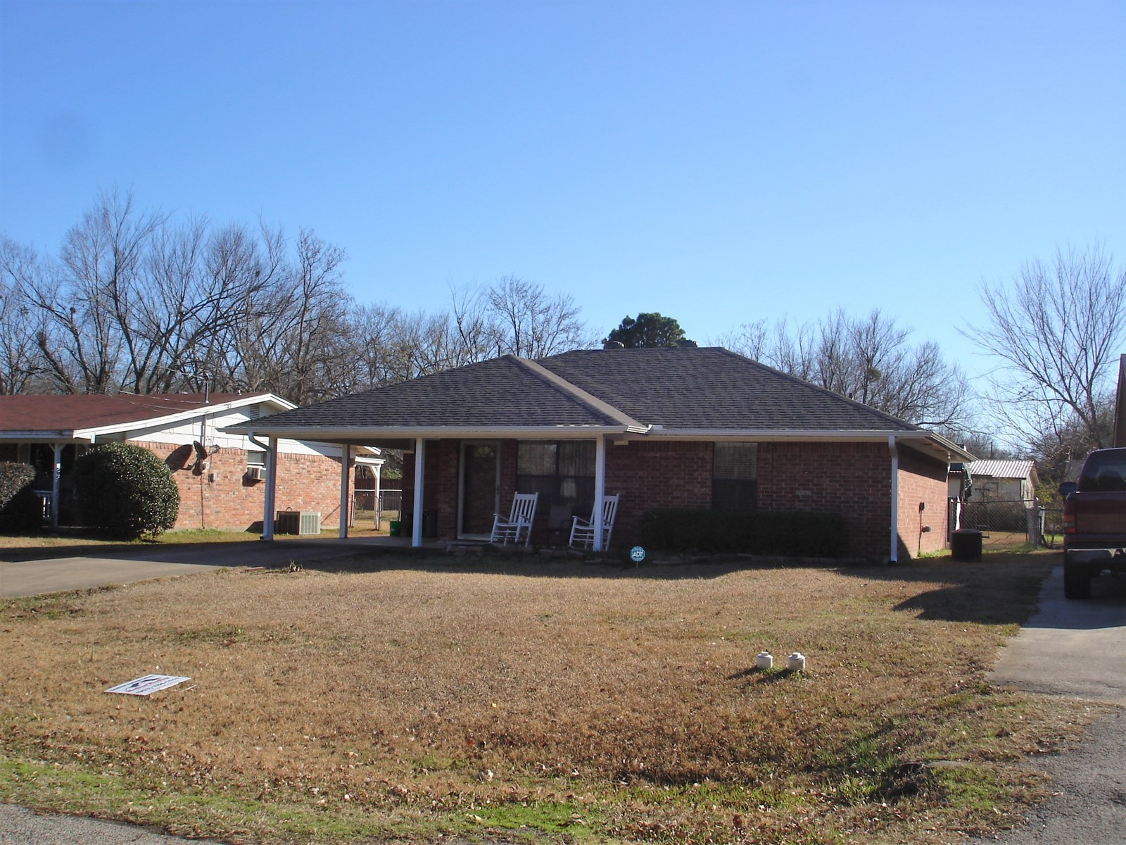 Country Home In Town Property For Sale Paris Texas
