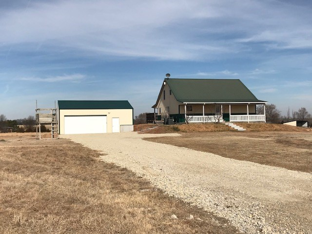 Horse Property & Energy Efficient Home For Sale in Cheney KS