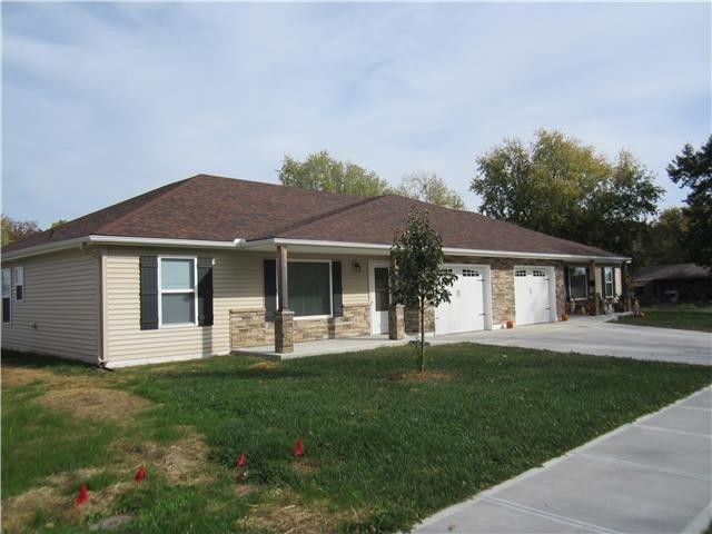 2 BEDROOM DUPLEX FOR SALE IN CAMERON MO