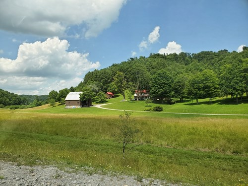 GORGEOUS FARMHOUSE ON 68 AC. IN A WV SCENIC VALLEY SETTING