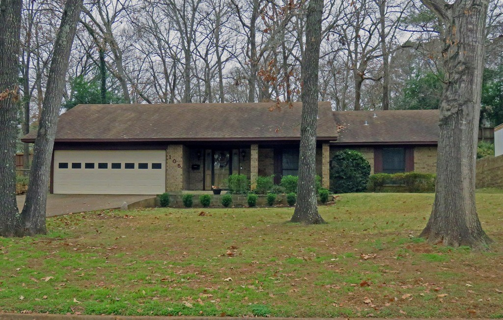 BRICK HOME FOR SALE IN PALESTINE TEXAS