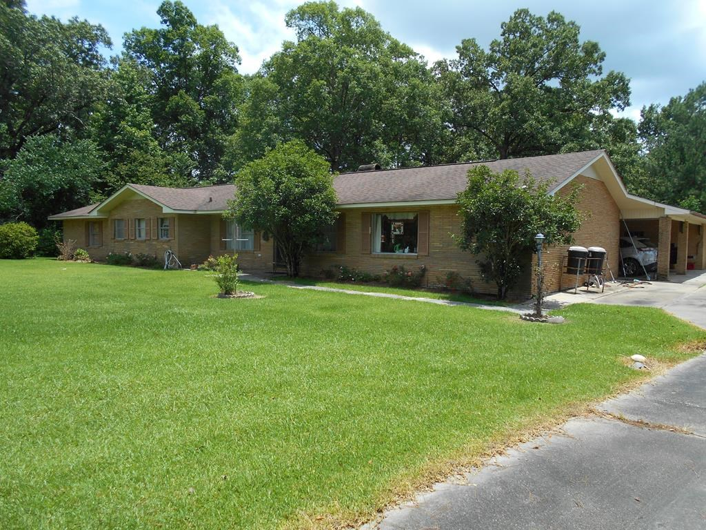 Country Home on 3.7 Acres Franklin County Meadville MS