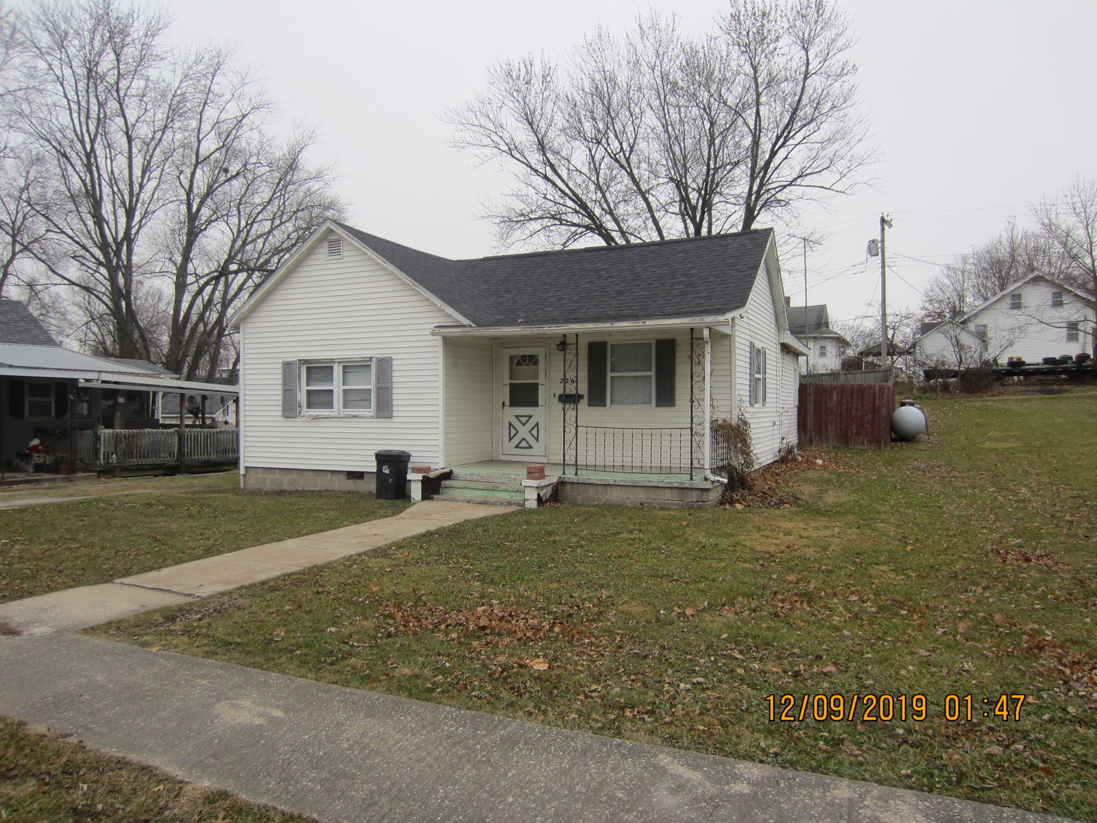 2 Bedroom, 1 Bath Home For Sale in Memphis, MO