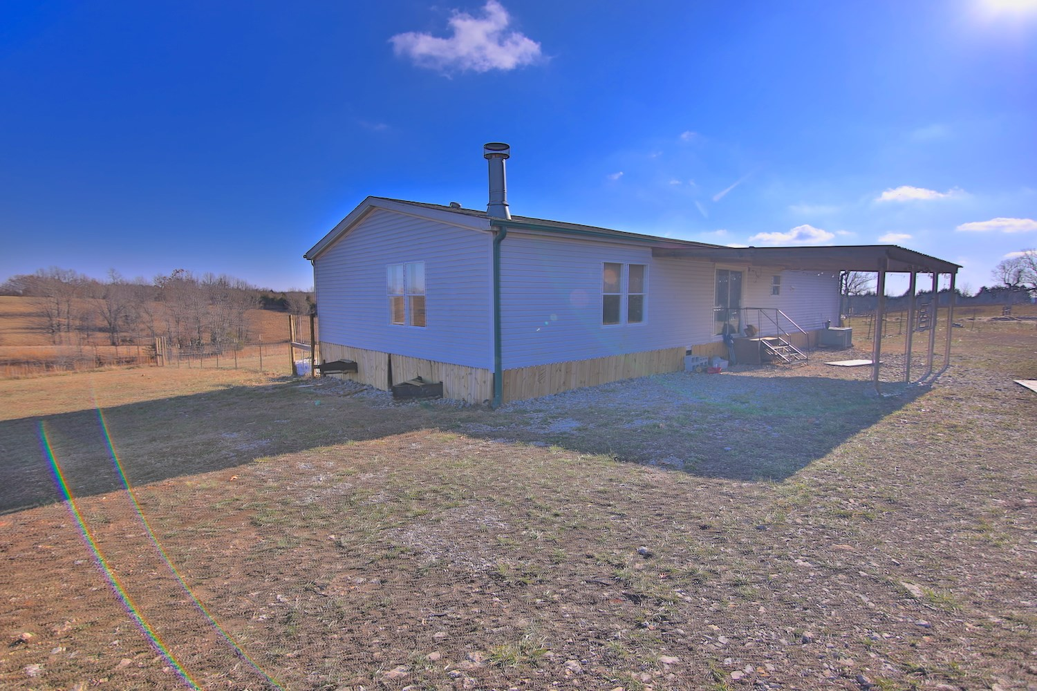 Country Home with Acreage for Sale in the Ozarks
