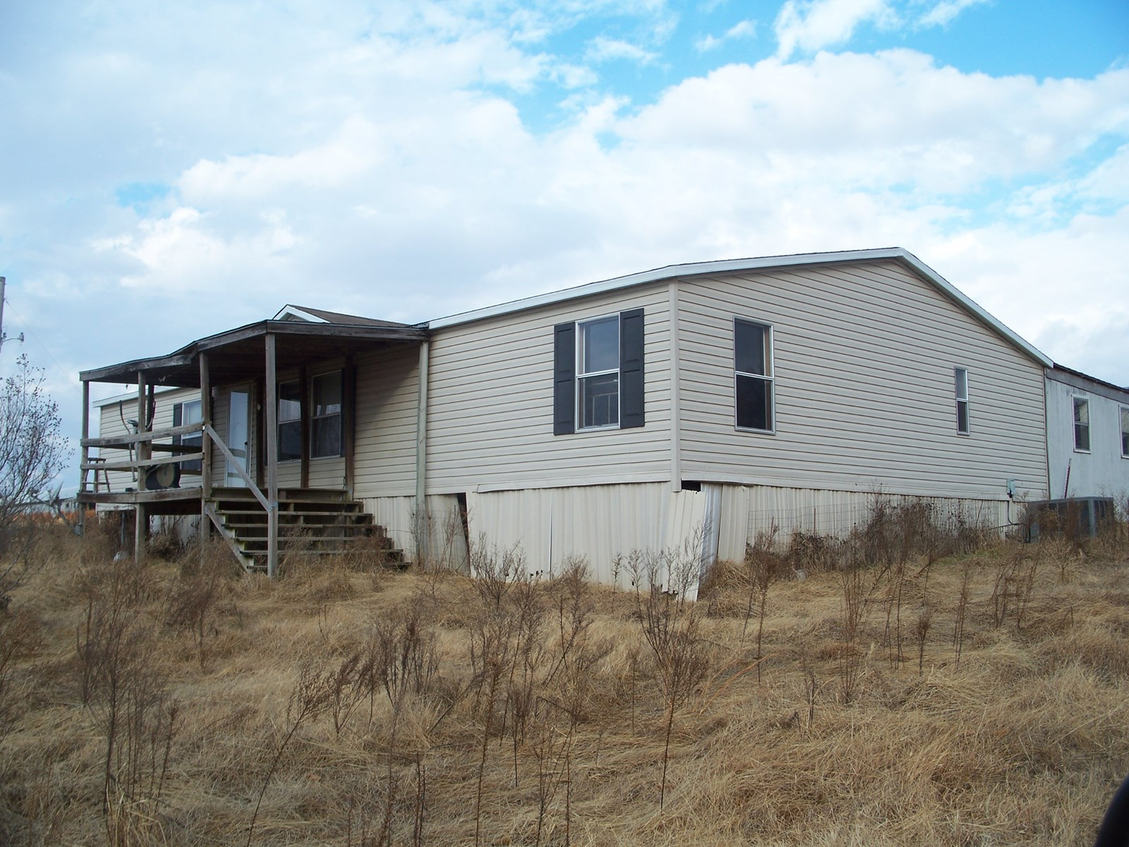 80 AC, REAL ESTATE AUCTION, 3 POULTRY HOUSES, HASKELL CO, OK