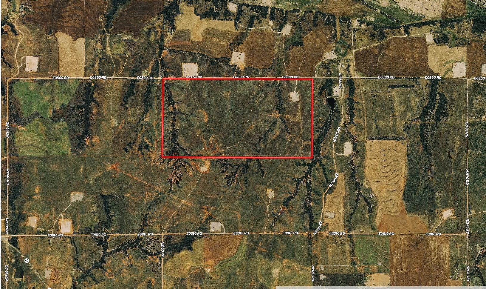 Dewey County Land for Sale