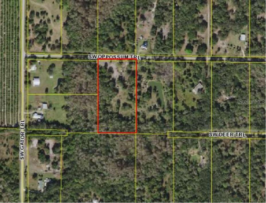5 ACRES IN ARCADIA, FL