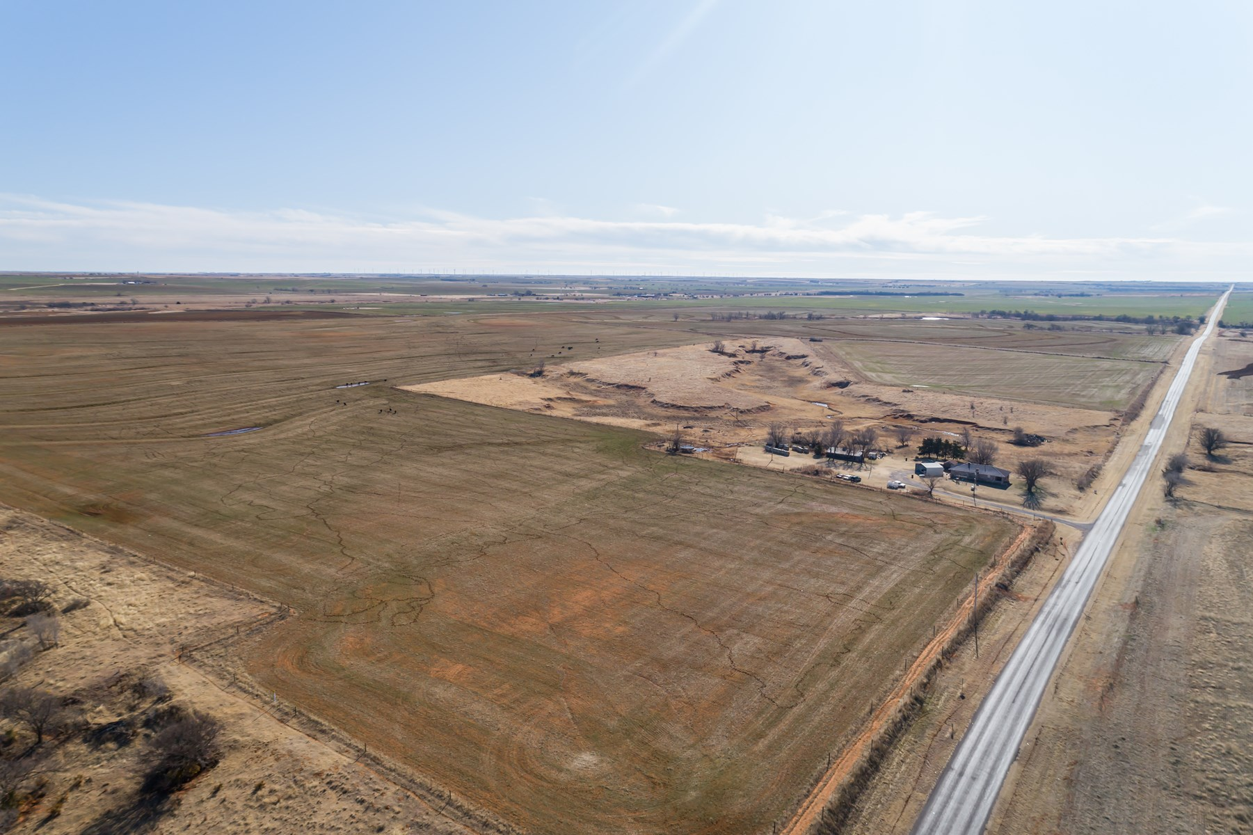 Custer City, OK Land  for Sale