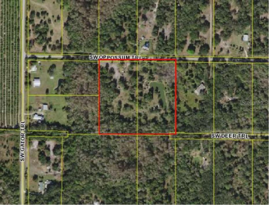 10 ACRES IN ARCADIA, FL!