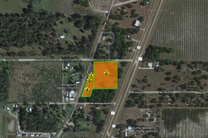 3+ Acres in Arcadia, FL!