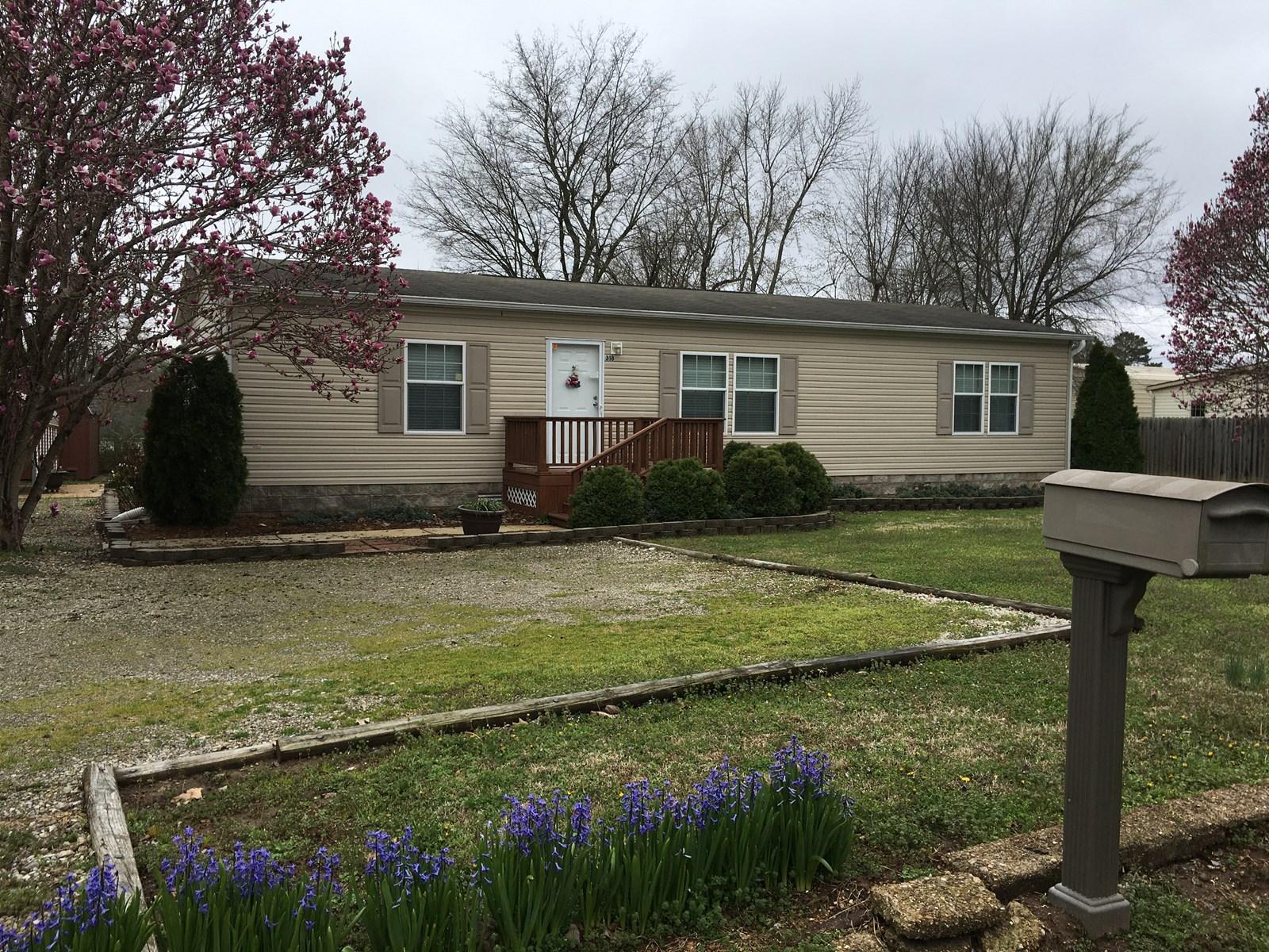 Arkansas home in Salem for Sale in Arkansas