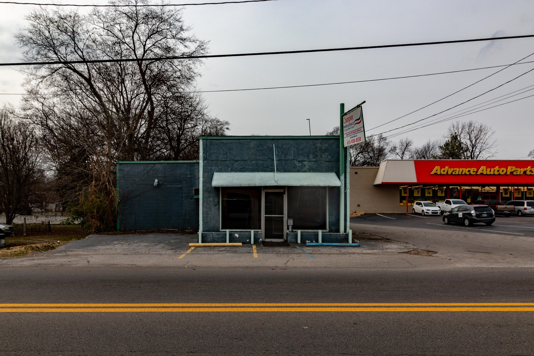 ​​​​​​​Commercial property located in Mt. Pleasant Tennessee