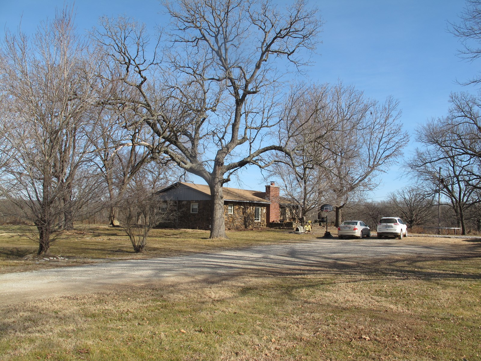 Sprawling Riverfront Ranch For Sale in Northeast OK