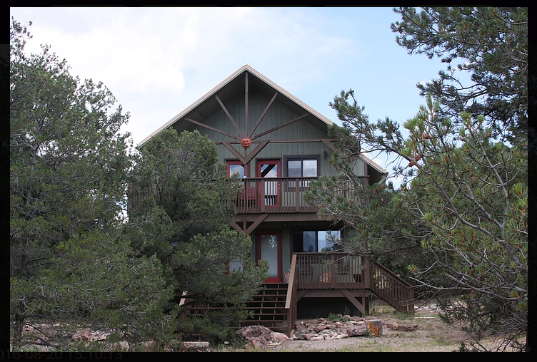 Mountain Home No HOA's Acreage Salida CO For Sale