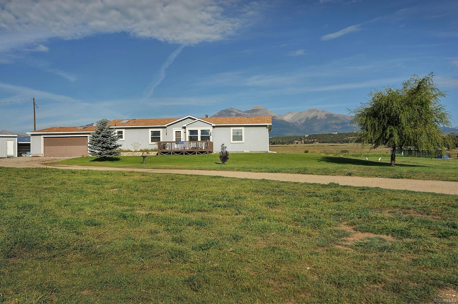 Horse Property Mountains Near Salida CO For Sale
