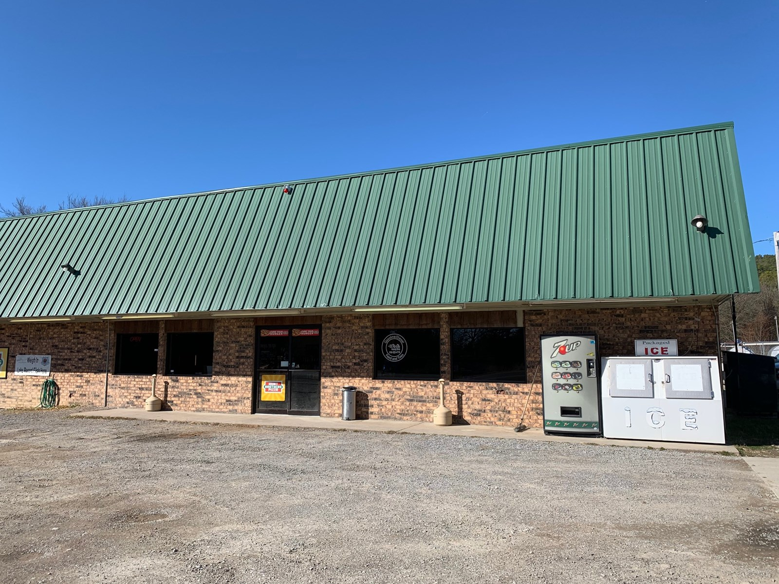 Business for Sale SE Oklahoma-Full Service Convenience Store