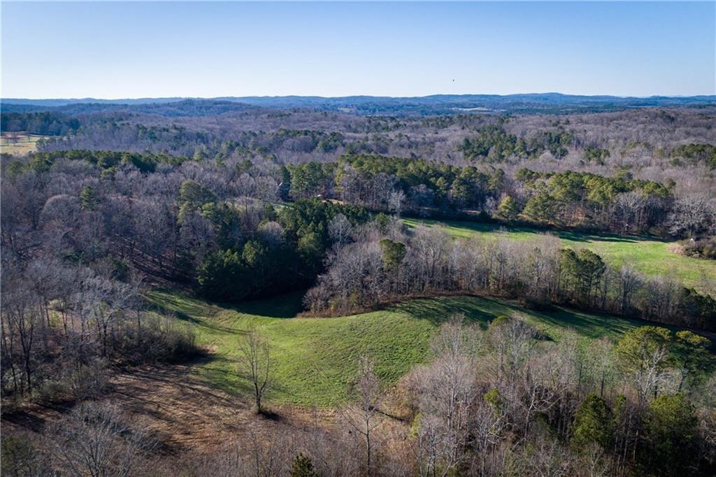Waterfront Mountain Land for Sale, Jasper, GA, Pickens