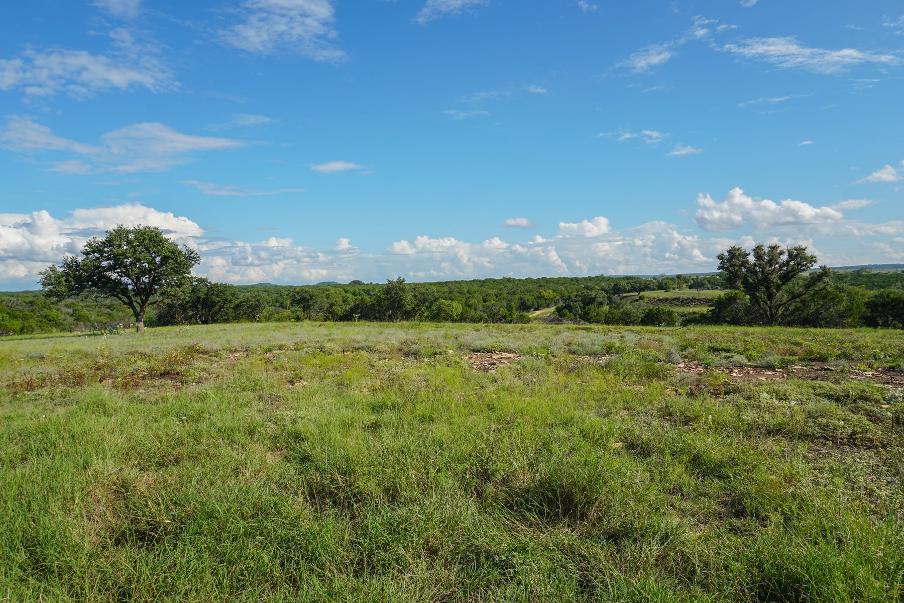 Acreage in Coryell County, Hilltop Views, Build Site