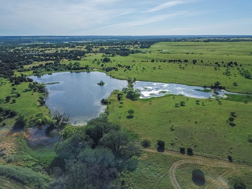 Combination Ranch- Fishing, Hunting, Cattle, 600+ Acres