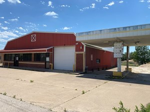 COMMERCIAL PROPERTY WITH HIGHWAY FRONTAGE