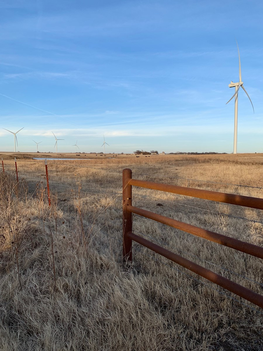80 ACRES N. CENTRAL OKLA HUNTING WIND ROYALTIES INCOME/INVES