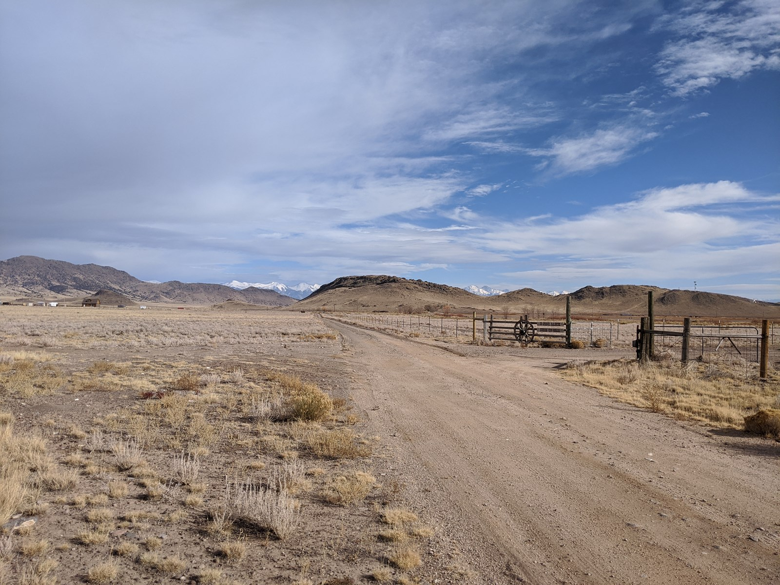 Saguache CO Mtn Land Domestic Well backs to BLM for Sale
