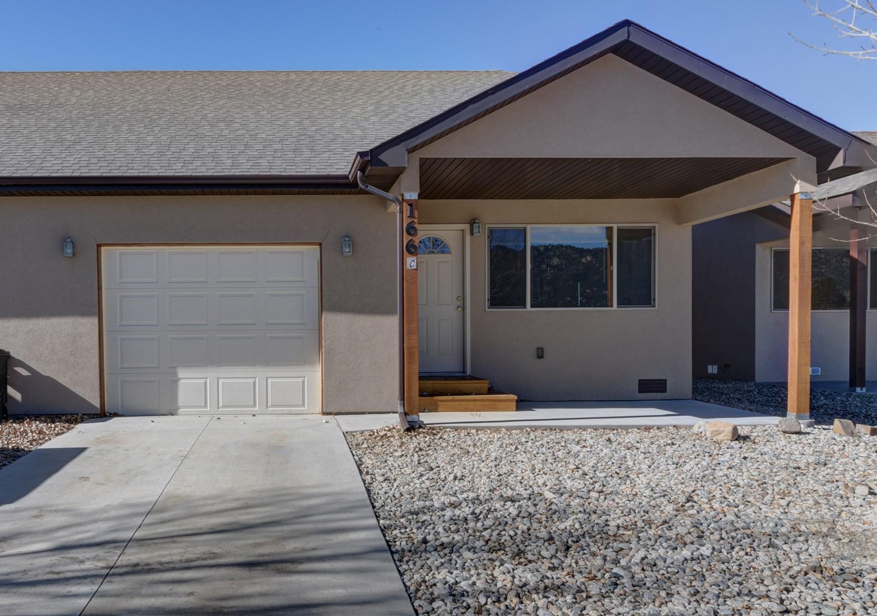 End Unit Condo Buena Vista CO Affordable Housing For Sale