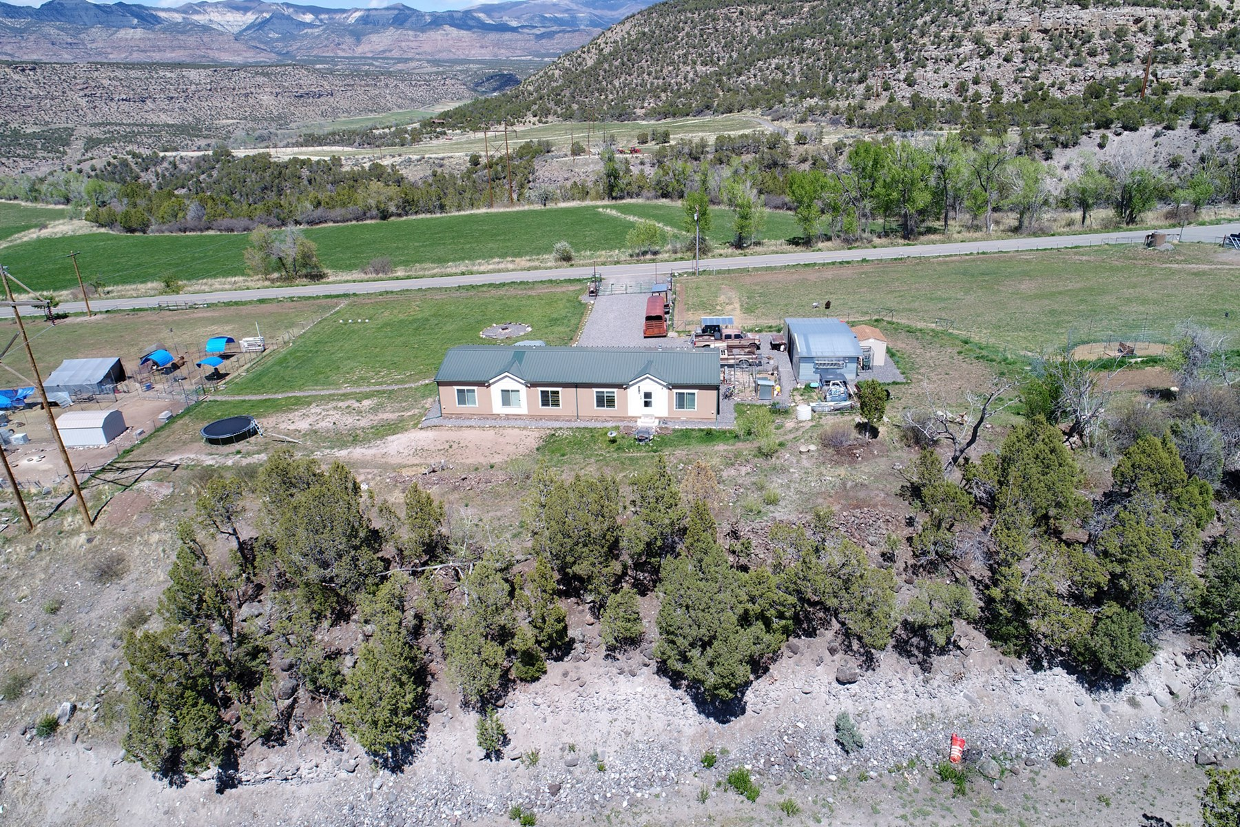 Hobby Farm in Colorado For Sale
