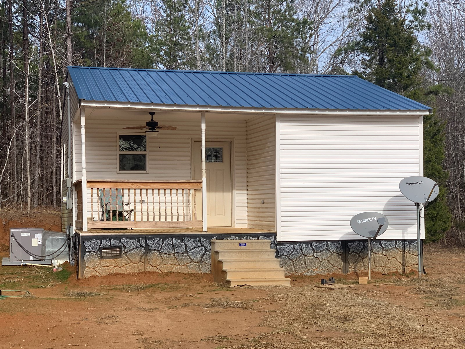 PRIVATE TINY HOME FOR SALE IN TENNESSEE WITH ACREAGE