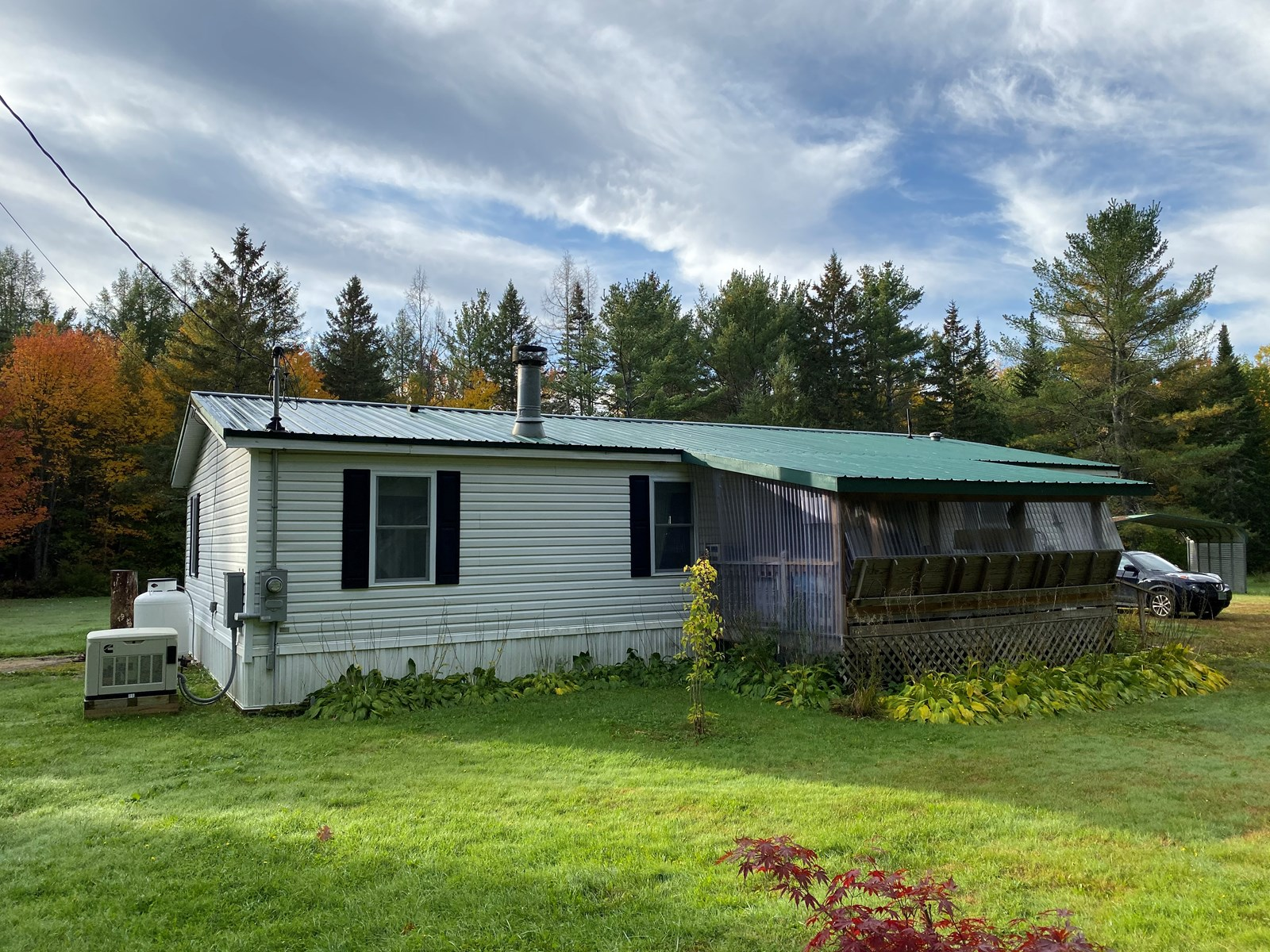 Country Home For Sale in Glenburn | Maine Real Estate