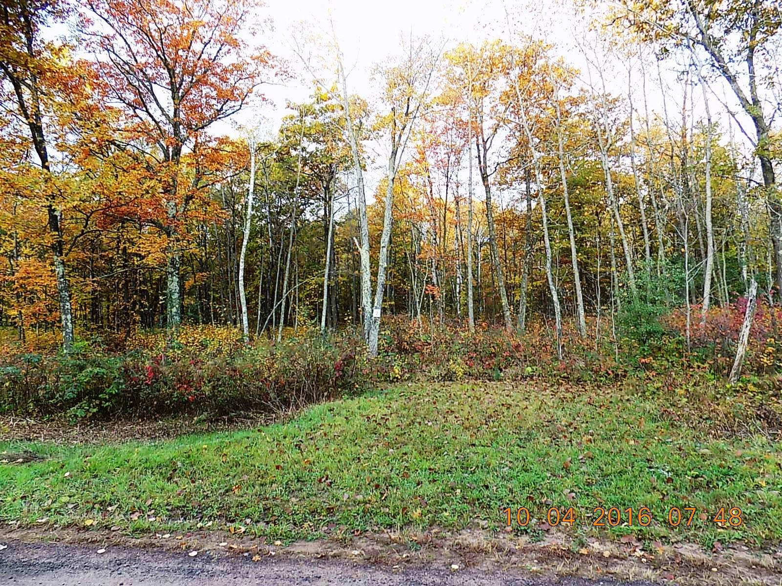 Wooded Subdivision Lot in Sandstone, Minnesota 1+ acres