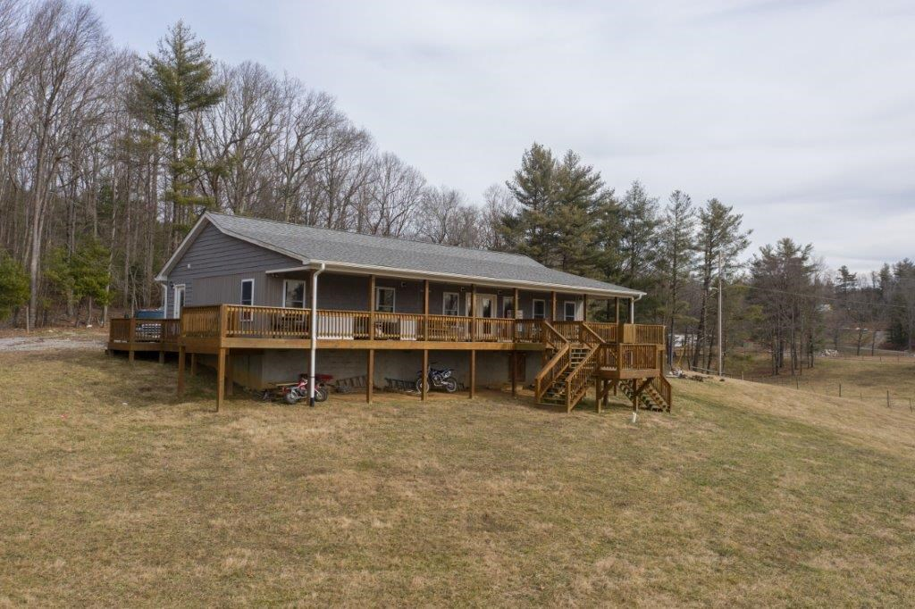 Beautiful Country Home with Acreage for Sale in Floyd, VA