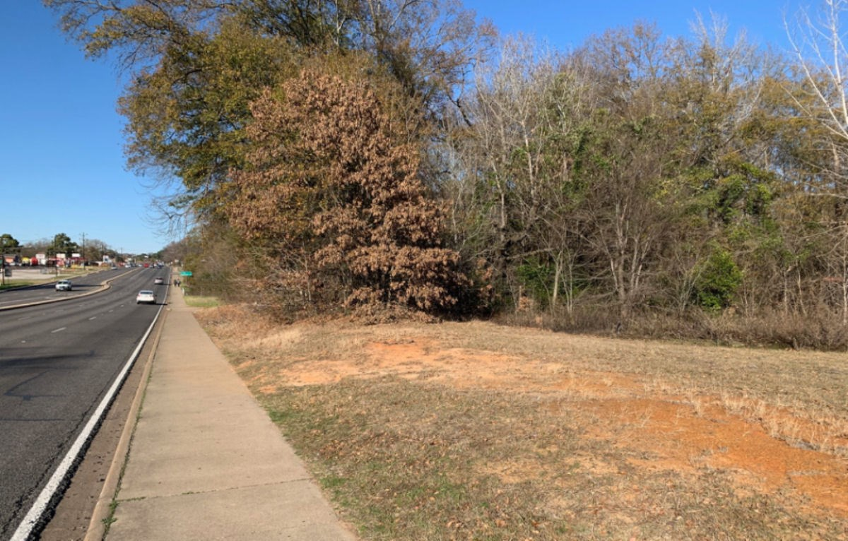 WEST LOOP 323 LAND FOR SALE 4 ACRES COMMERCIAL