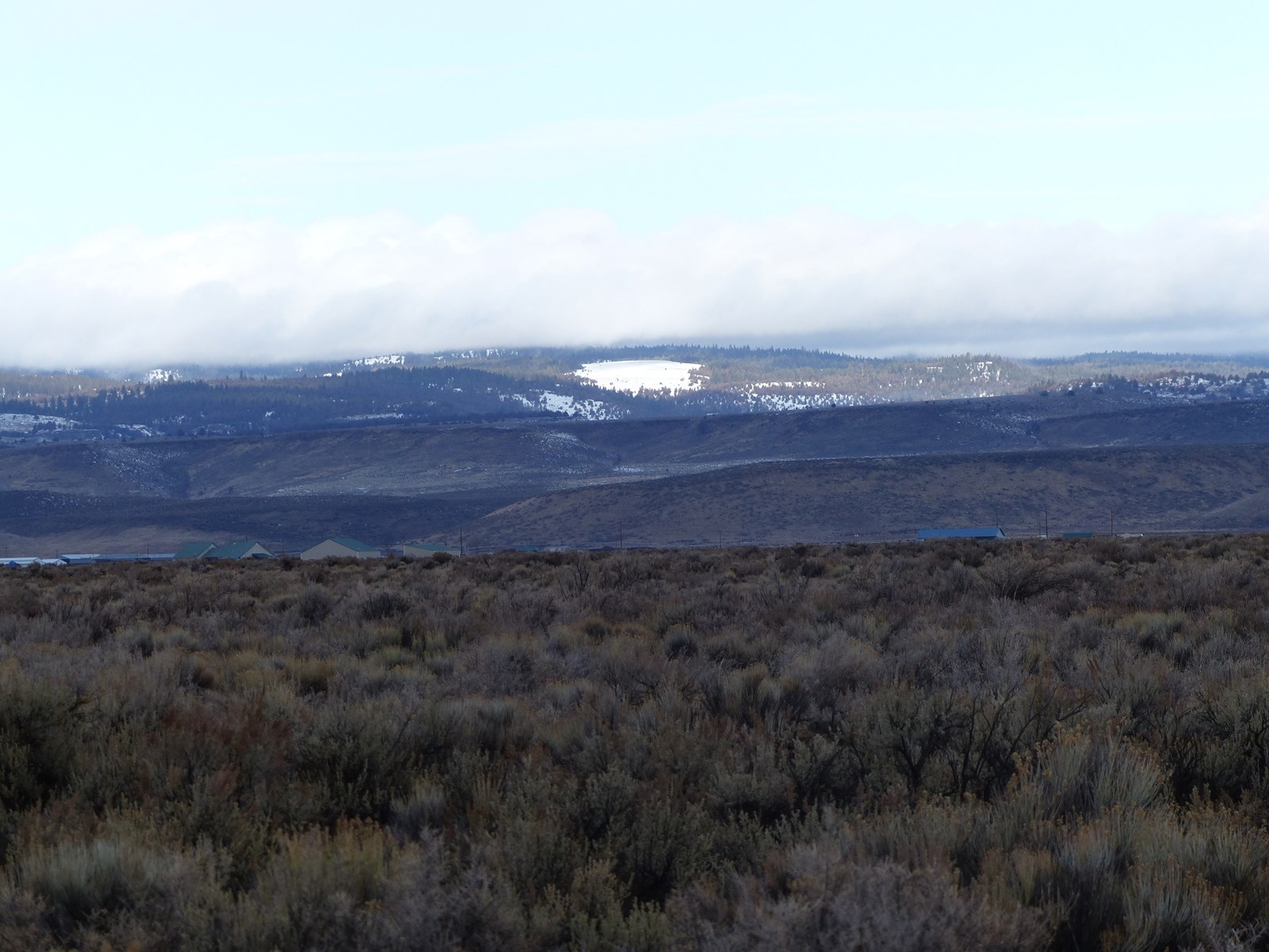 80 ACRES EAST OF BURNS OREGON