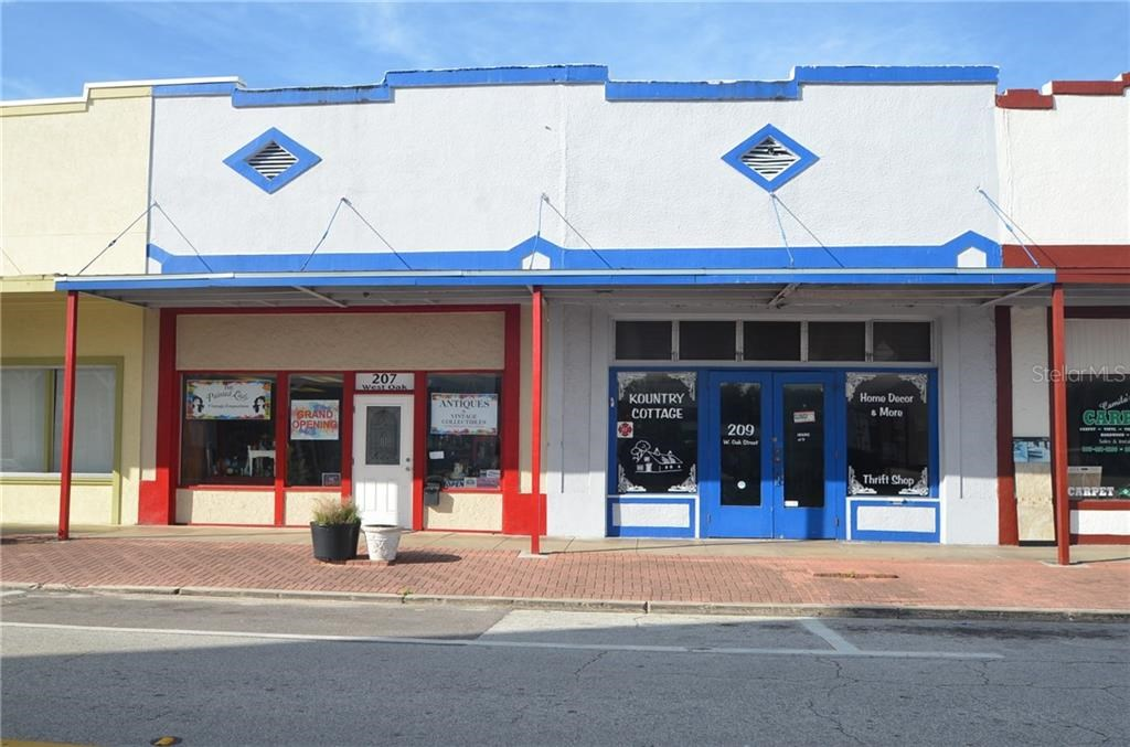 FOR SALE: Retail/Commercial Space in Arcadia Historic