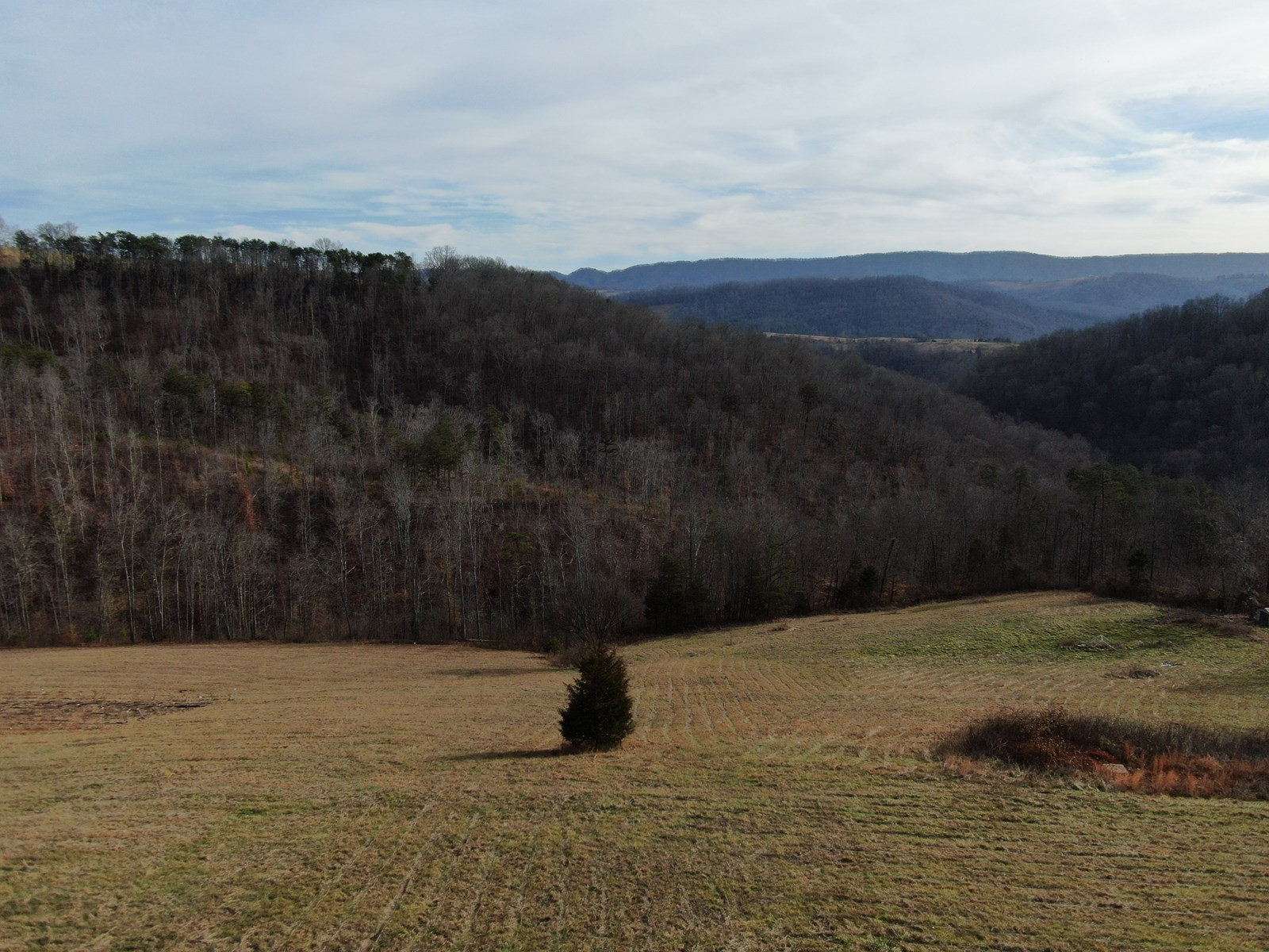 EAST TENNESSE-UNRESTRICED ACREAGE FOR SALE-CLAIBORNE COUNTY