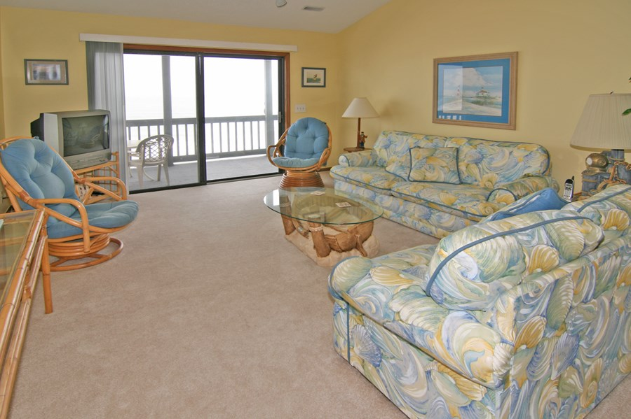 Oceanfront Shipwatch Condo for Sale on North Topsail Beach