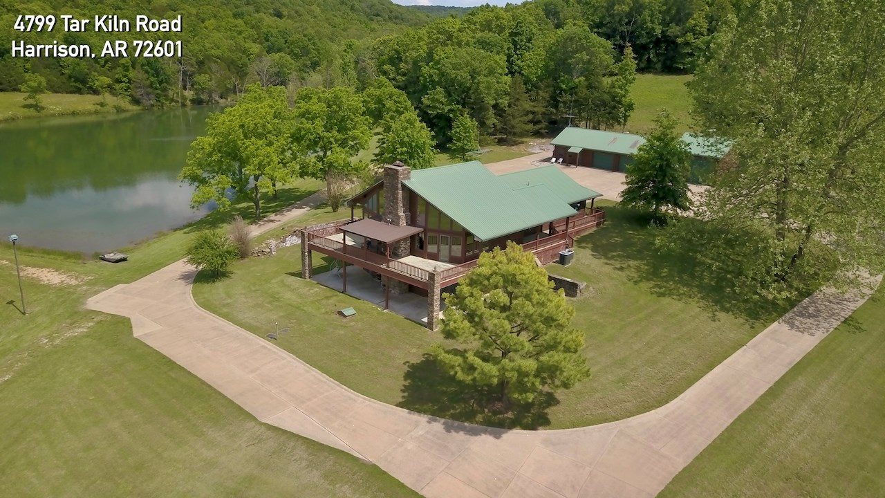 Ranch for Sale in Northern Arkansas