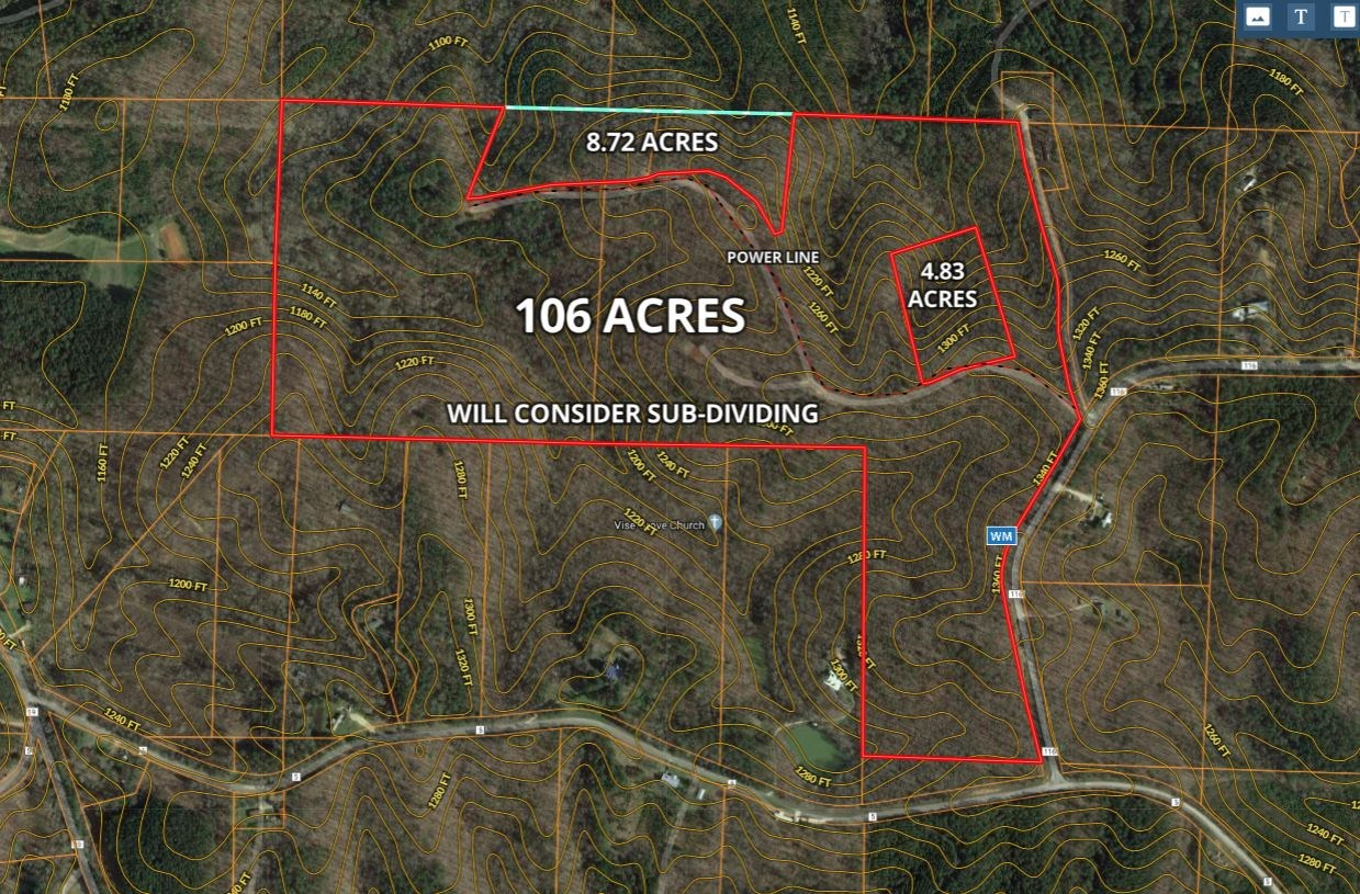 Hunting Land For Sale Cleburne County Alabama
