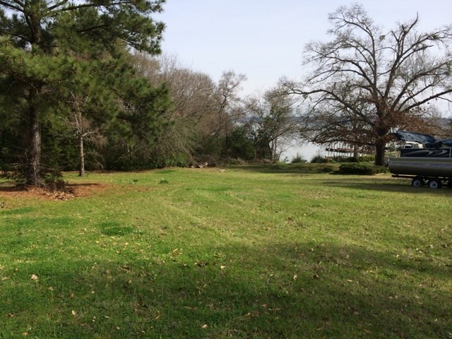 LAKE PALESTINE WATER VIEW LOT FOR SALE | EAST TX
