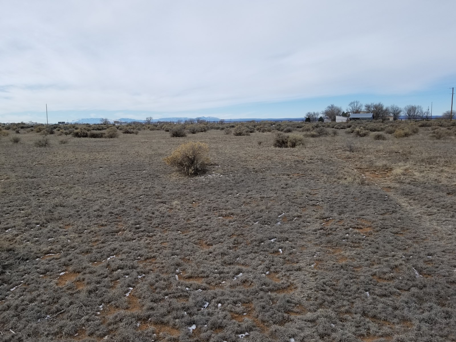 Moriarty NM 2.5 Ac For Sale Easy Access to Paved Roads