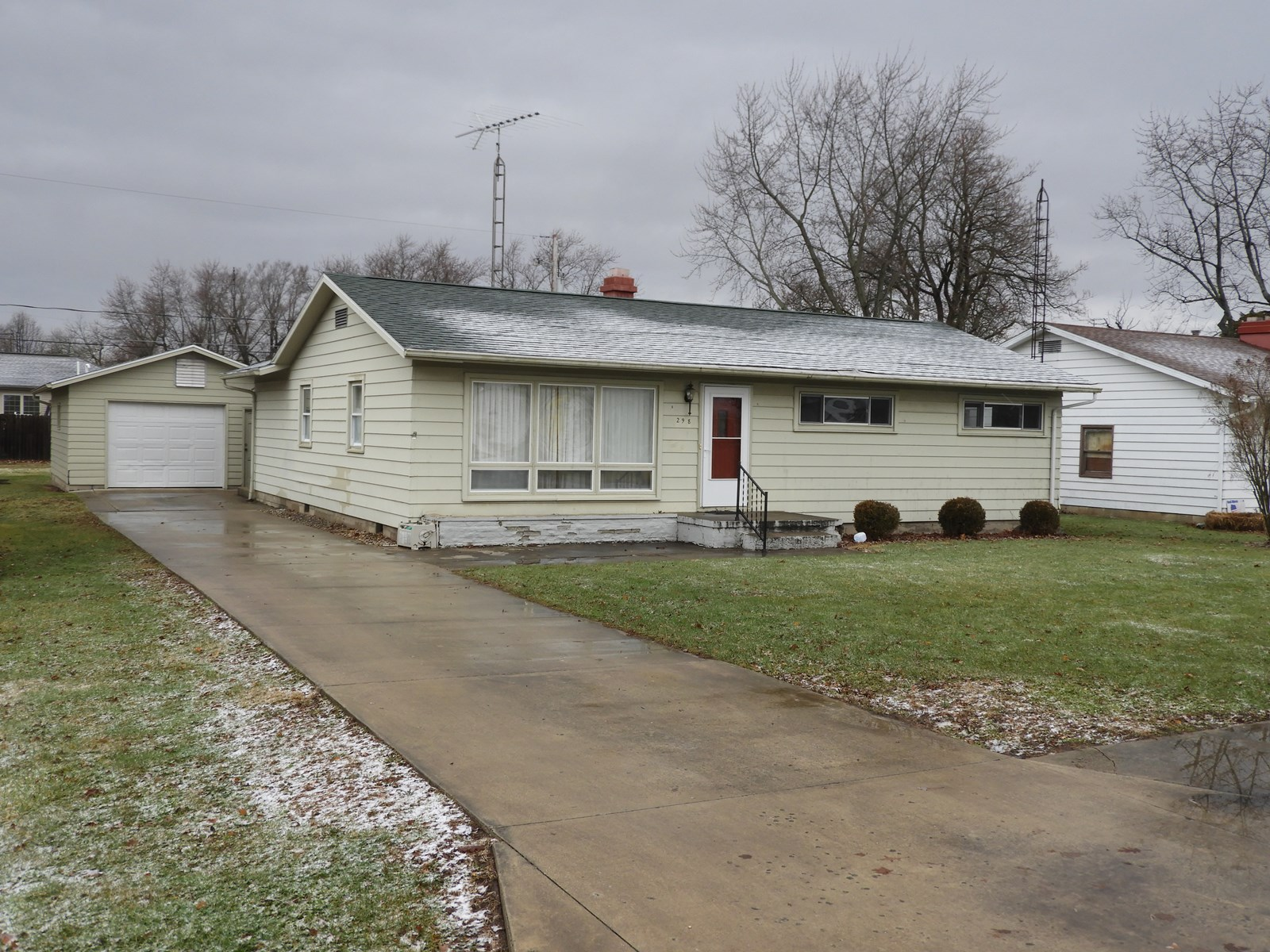 Home for Sale Parker City, Indiana