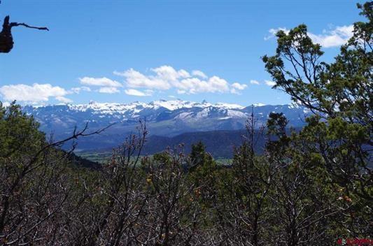 Incredible Views of Mountains, Ridgway, Colorado