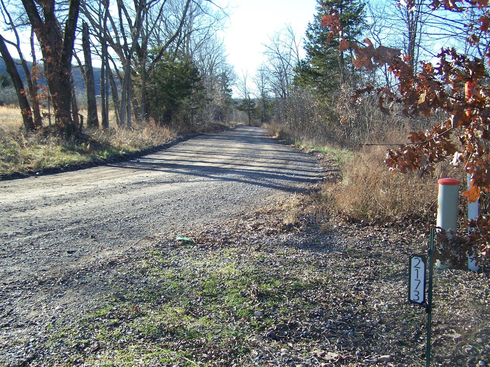 Arkansas Ozark Mountain Recreational Property For Sale